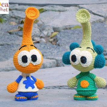 Snorkels Allstar Tooter amigurumi patterns. By Caloca Crochet