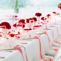 Table Settings for Weddings, Tips and Ideas
