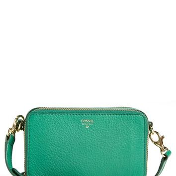 Fossil 'Mini East/West Organizer' Crossbody Bag