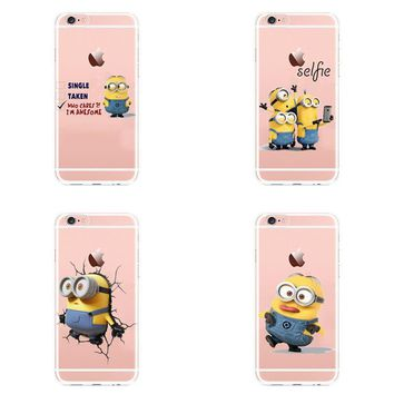 Fashion Supreme Simpson Finger Phone Cases For iPhone 5 5s Se 6 6s Plus 7 7Plus Hard