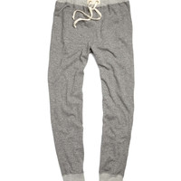 Warm Up Sweatpant in Grey Heather