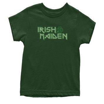 Irish Maiden ShamRocker Youth T-shirt