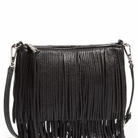 Rebecca Minkoff 'Finn' Convertible Leather Clutch