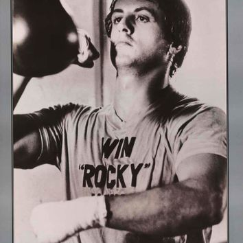 Rocky II Movie Poster 22x34