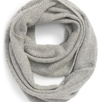 Halogen® Pointelle Knit Wool & Cashmere Infinity Scarf | Nordstrom