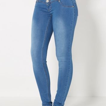 Freedom Flex Vintage High Waist Jegging | Jeggings | rue21