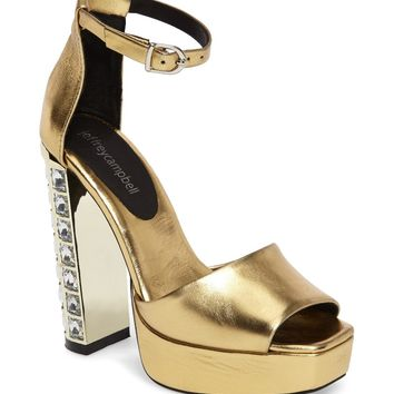 Womens 1-Mika Jh Open Toe Heels Jeffrey Campbell