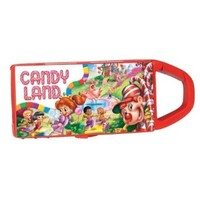 Candy Land Carabiner Game Keychain