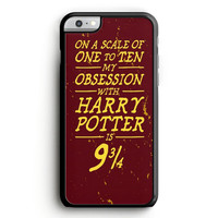 Harry Potter Deathly Hallows Dobby iPhone 6S Plus Case | Aneend