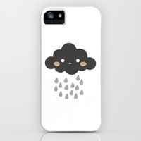 Littlest Rain Cloud iPhone & iPod Case by littlestlee