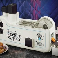 Automatic Mini Donut Factory