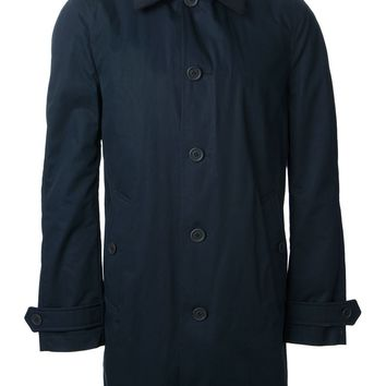 Burberry Brit single breasted coat