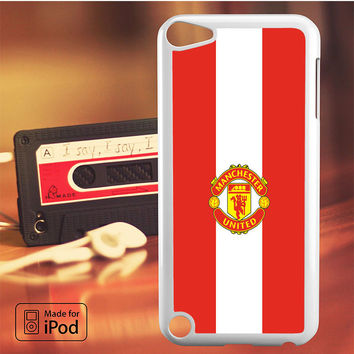 Manchester United Cool iPod Touch 4 Case, iPod Touch 5 Case, iPod Touch 6 Case