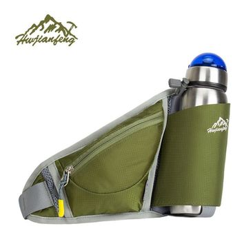 1PC High Quality Running Bum Bag Travel Handy Hiking Sport Kettle Pack Waist Belt Zip Pouch#28