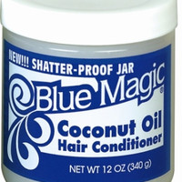Blue Magic Coconut Oil Hair Conditioner Case Pack 12