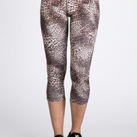 Lena Compression 7/8 Legging - BANDIER
