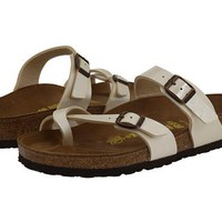 Birkenstock Mayari Sandals Antique Lac Birko-Flor™