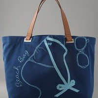 Anya Hindmarch Large Beach Tote
