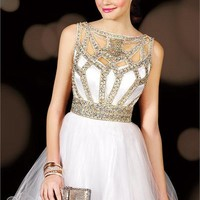 Alyce Paris 3591 - Sweet 16 - Short Prom Dress - Homecoming - 3591