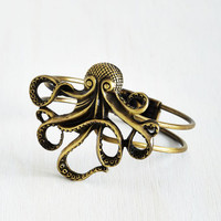 Statement My Pet Octopus Bracelet