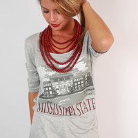 Mississippi State University Landmark Tunic