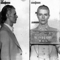 New! David Bowie Mug Shot 8x10 Fine Art Print Poster Home Wall Decor 3421