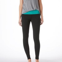 Aerie Foldover Skinny Yoga Pant | Aerie for American Eagle