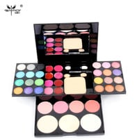 New Makeup  Palette 39 Colors Eyeshadow With Eye Primer Luminous Eye shadow Palette Band Makeup cosmetics