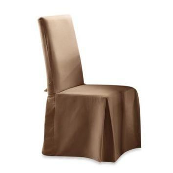 Sure Fit? Duck Supreme Cotton Dining Room Chair Slipcover