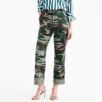 Camouflage Foundry pant