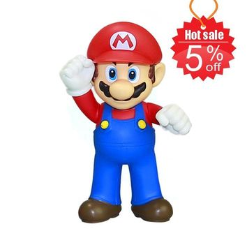 Super Mario party nes switch  Bros Action Figure Classic Games All Roles Collection Vinyl Doll Relive Childhood Memories Best Gift For Friend AT_80_8