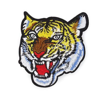 Tiger Patch Pin