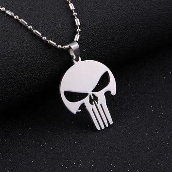 Stainless Steel  Hero Necklace