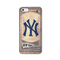 Vintage Iphone 5 Case - New York Yankees