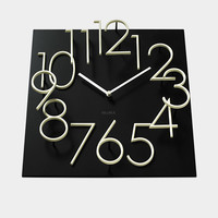 Glow In The Dark Wall Clock | MoMA