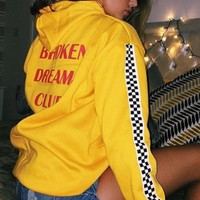 """Broken Dreams Club"" Sweatshirt Hoodie"
