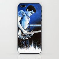 John Mayer Blues iPhone & iPod Skin by CGIdesigns | Society6