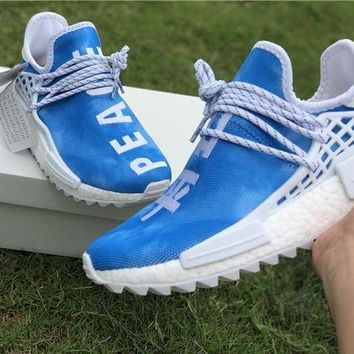 DCCK Pharrell Williams x PW HU NMD Peace F99763 36---46.5