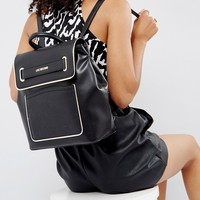 Love Moschino Backpack at asos.com