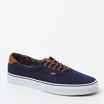 Vans Era 59 C&L Navy & Geo Shoes - Mens Shoes - Blue