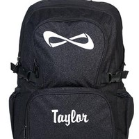 Personalized Nfinity Sparkle Backpack | Cheer Bags | Team Cheer