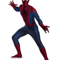 Spiderman Bodysuit Adult Mens Costume - Spirithalloween.com
