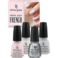 Remix Your French 4pc Set