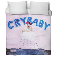 Crybaby duvet cover