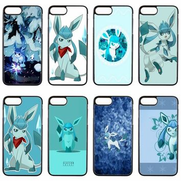 cute kawaii anime  glaceon cover case For LG G2 G3 G4 Stylus G5 G6 Nexus 4 5 5x google 6 K10 2017 V20 phone caseKawaii Pokemon go  AT_89_9
