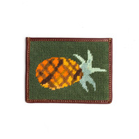 Pineapple Wallet (Green)