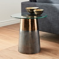 Colorwash Side Table