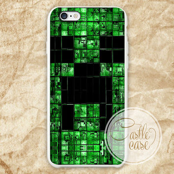 Minecraft iPhone 4/4S, 5/5S, 5C Series Hard Plastic Case