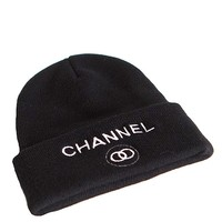 Beanie -  Black - Snapbacks & Beanies - Women - Modekungen - Fashion Online | Clothing, Shoes & Accessories