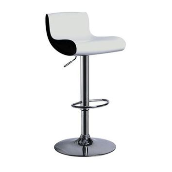 Techni Mobili Swivel Adjustable Bar Stool